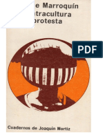 La Contracultura Como Protesta