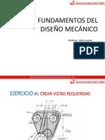 Cap 3 - Ejercicios de Practica - Tecnicas de Dibujo Cad