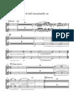It Ain't Necessarily So Parti - Cello - 2017-09-24 1858