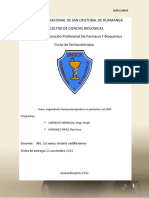 Seguimiento Farmacoterapeutico en Pacientes Con Hiperplasia Benigna de Próstata Farmacoterapia