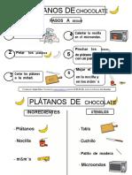 Receta Plátanos de chocolate-1.doc