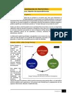 Lectura - Elaboración de prototipos de mercado