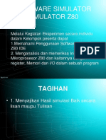 Software Simulator