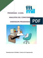 Programa 111mil Clases 1 2 3