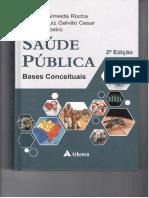 DALLARI SG. Direito Sanitário Fundamentos, Teoria e Efetivação