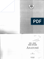 İnönü Tıp ANATOMİ Ders Notları
