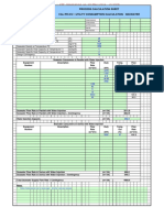 Process utility calculation