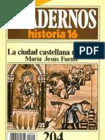 Cuadernos de Historia 16 204 La Ciudad Castellana Medieval 1985.pdf