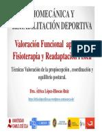 2015 Tecnicas Valoracic3b3n de La Propiocepcic3b3n Coordinacic3b3n y Equilibrio Postural