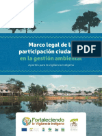 Marco Legal de la participacion ciudadana en la gestion ambiental.pdf