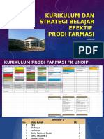Kurikulum Dan Strategi Belajar Efektif2018