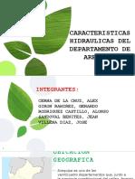 Caracteristicas Hidraulicas Del Departamento de Arequipa