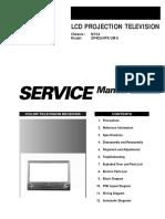 Samsung Sp403jhpx m51a Service Manual