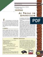 Forgotten Realms D20 - Crenças e Panteões - Folhas do Aprendizado - Biblioteca Élfica.pdf