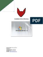Win 2008 Installatie Van Active Directory