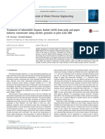 TREATMENT OF AOX FROM P&P INDUSTRY WASTEWATER USING AEROBIC GRANULES IN PILOT SCALE SBR.pdf
