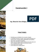 Quinta Unidad_Maquinarias Para La Construccion