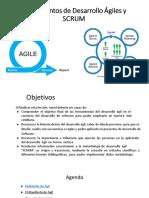 Fundamentos Del Desarrollo Ágil y SCRUM (Presentación)