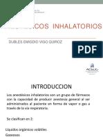09. Anestes InhalatoriosDR VIGO