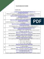 Análisis de Fourier Taller 2018_iii