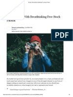 33 Epic Sites With Breathtaking Free Stock Photos.pdf