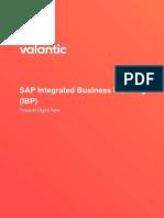 Sap Integrated Business Planning Ibp Sap Integrated Business Planning Ibp 3