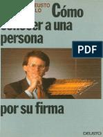 Como Conocer a una Persona por su Firma.pdf