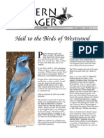 September-October 2006 Western Tanager Newsletter - Los Angeles Audubon