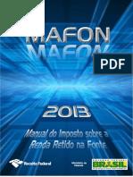 Mafon2013 - MANUAL DE IR NA FONTE.pdf