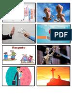 Valores imagenes