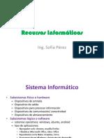 Recursos Informaticos