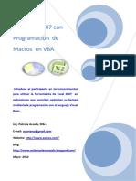0106 Excel Con Programacion de Macros en Vba