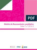 Guia de orientacion modulo razonamiento cuantitativo saber tyt 2016 2.pdf