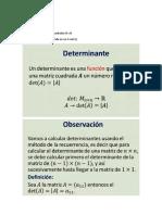 Conferecia 1 semana 3 - Matries determinantes.docx
