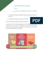 Tema 1. Enfoques Sobre El Papel Del Estado en La Economía