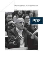 La Biopolítica de Foucault