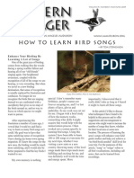 May-June 2009 Western Tanager Newsletter - Los Angeles Audubon