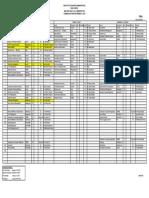 Timetable Main