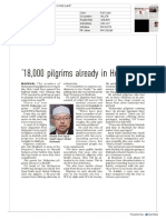 2 Aug 2018 - Nst - 18000 Pilgrims Already in Holy Land