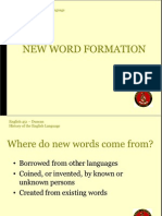 05 - New Word Formation