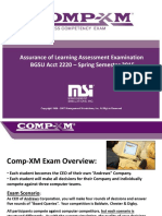 COMP-XM PPT OVERVIEW - SPRING 2015.ppt