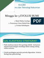 Mg3 PITB KU1284 Evolusi Bumi
