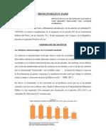 PROPUESTA DE LEY DE EXAMEN DE SALUD MENTAL