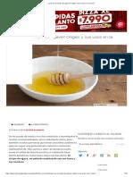 ¿Qué Es El Sirope de Agave_ Origen y Sus Usos en La Cocina