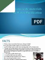 Use of Nano-scale Materials