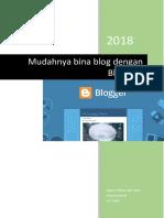 Mudahnya Bina Blog