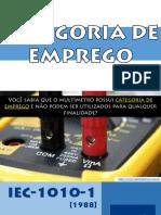 Categoria de emprego de multímetros.pdf