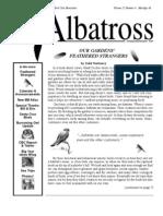 March-April 2008 The Albatross Newsletter ~ Santa Cruz Bird Club