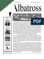 March-April 2009 The Albatross Newsletter ~ Santa Cruz Bird Club