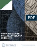 GHID Presedentia UE Ro 2019